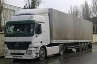 Перевозка стройматериалов 20-ти тонниками