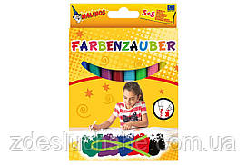 Фломастери Malinos чарівні Farbenzauber світлі малюють по темному, 10 шт SKL17-149640