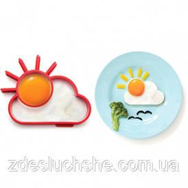 Форма для жарки яиц солнце за тучкой SKL32-152645