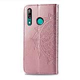 Кожаный чехол (книжка) Art Case с визитницей для Huawei P Smart Z, фото 2