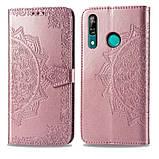 Кожаный чехол (книжка) Art Case с визитницей для Huawei P Smart Z, фото 4