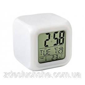 Часы CX508 кубик SKL11-190464