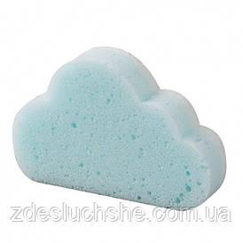 Губка для мытья посуды Облако blue SKL32-152835