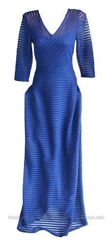 Женское платье сетка