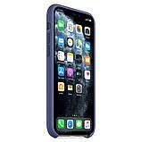"Чехол Silicone Case without Logo (AA) для Apple iPhone 11 (6.1""), фото 4"
