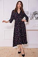 Платье женское 115R392-5 цвет Черный, фото 1