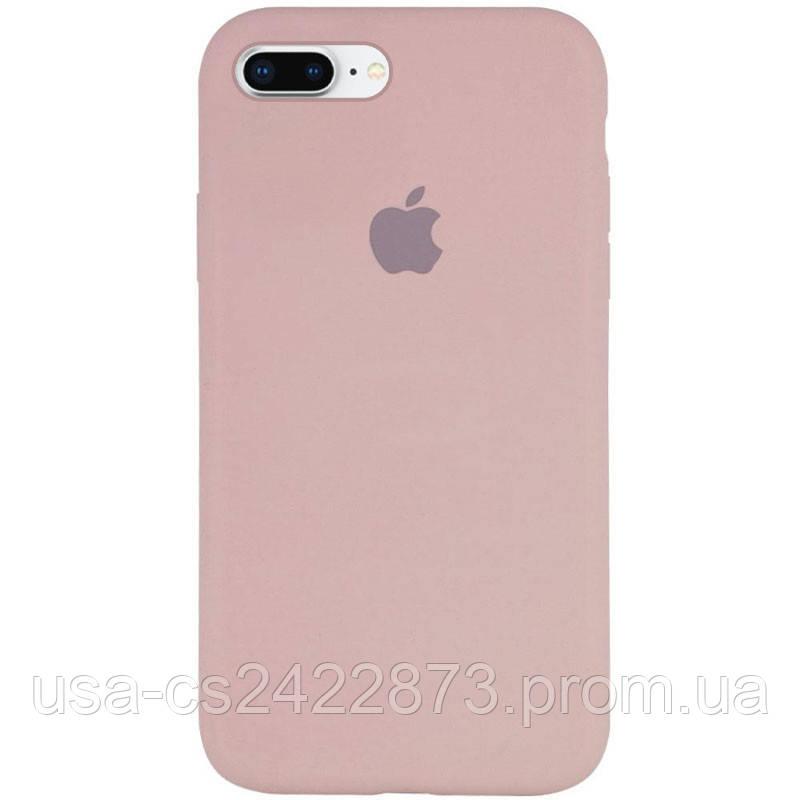 "Уценка Чехол Silicone Case Square Full Camera Protective (AA) для Apple iPhone 7 plus/8 plus(5.5"")"