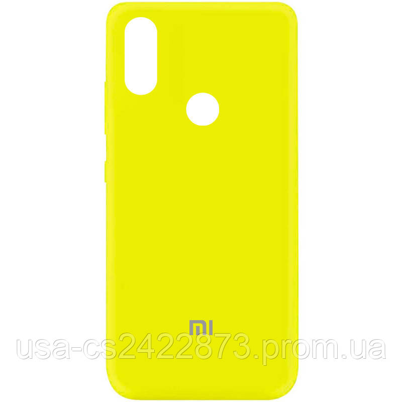 Уценка Чехол Silicone Cover My Color Full Protective (A) для Xiaomi Redmi Note 5 Pro/Note 5 (DC)