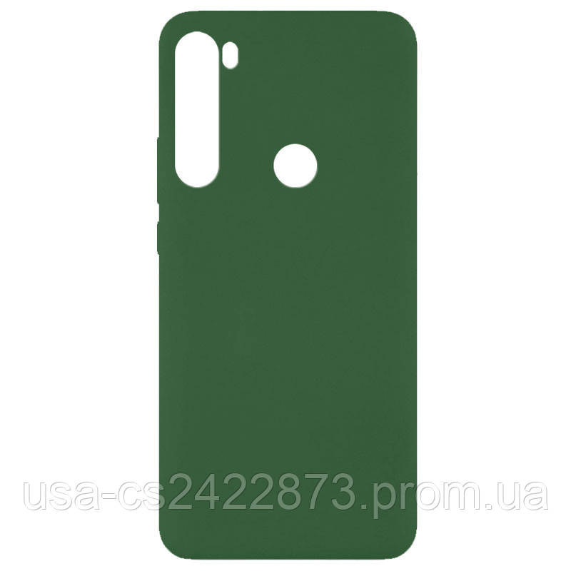 Уценка Чехол Silicone Cover Full without Logo (A) для Xiaomi Redmi Note 8T