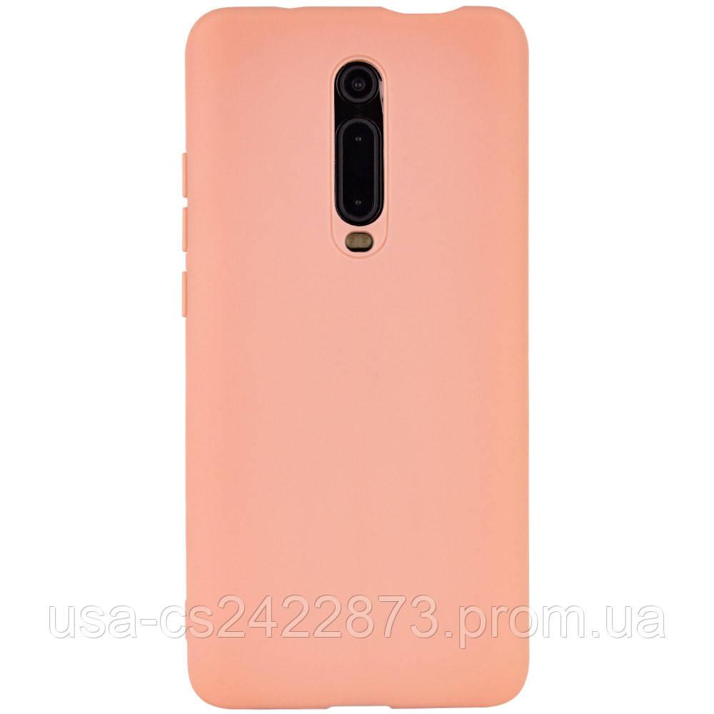 Чехол Silicone Cover with Magnetic для Xiaomi Redmi K20 / K20 Pro / Mi9T /Mi9T Pro