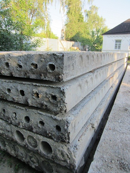 Плиты перекрытия бу харьков оршанский завод железобетонных конструкций
