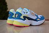 Кросівки розпродаж АКЦІЯ останні розміри Adidas 650 грн 40й(25,5 см) копія люкс, фото 2
