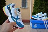 Кросівки розпродаж АКЦІЯ останні розміри Adidas 650 грн 40й(25,5 см) копія люкс, фото 6