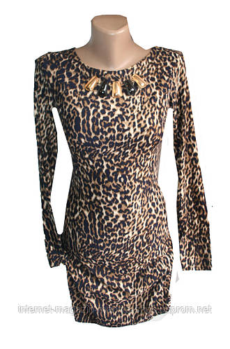 Женское платье лео