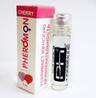 Духи с феромонами для женщин Mini Max Cherry №1 - реплика Pleasure Este Lauder (Плеже Есте Лаудер), 5 мл