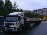 Помощь в перевозке стройматериалов длинномерами