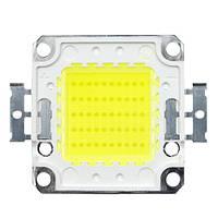 Светодиодная матрица LED 50Вт 4000лм 30-34В, белая Cobi