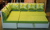 """Кухонный уголок со спальным местом ткань """"ЯВА"""" ДИВОТЕКС, фото 1"""