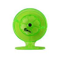 Катушка зимняя JH крупная (зеленая), фото 1