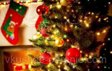 Режим работы магазина Вкусное парение в Рождество 2021
