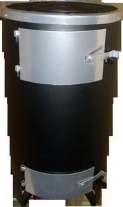 Піч опалювальна з плитою (буржуйка) ДПЧ-10