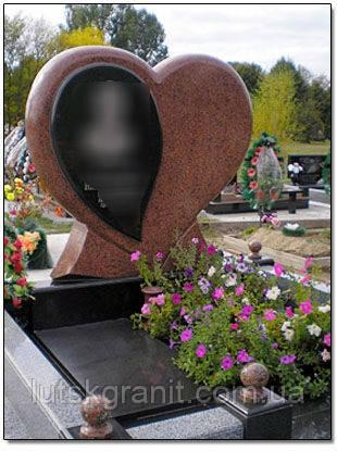 Виготовлення пам'ятників з граніту,габро та крихти, м. Луцьк