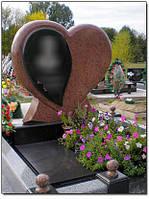 Виготовлення пам'ятників граніт,габро,крихта Луцьк