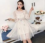 Женское шифоновое платье, фото 5