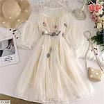 Женское шифоновое платье, фото 6
