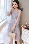 Женское шифоновое платье, фото 8