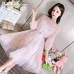 Женское шифоновое платье, фото 10