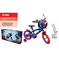 """Велосипед 14"""" Spiderman"""