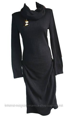 Женское платье ангора midi