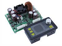 Источник блок питания Resheto понижающий DC-DC лабораторный 0-50В 20А DPS5020