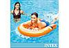 Intex 58154, надувной плотик-доска 102 x 89 см, Surf rider