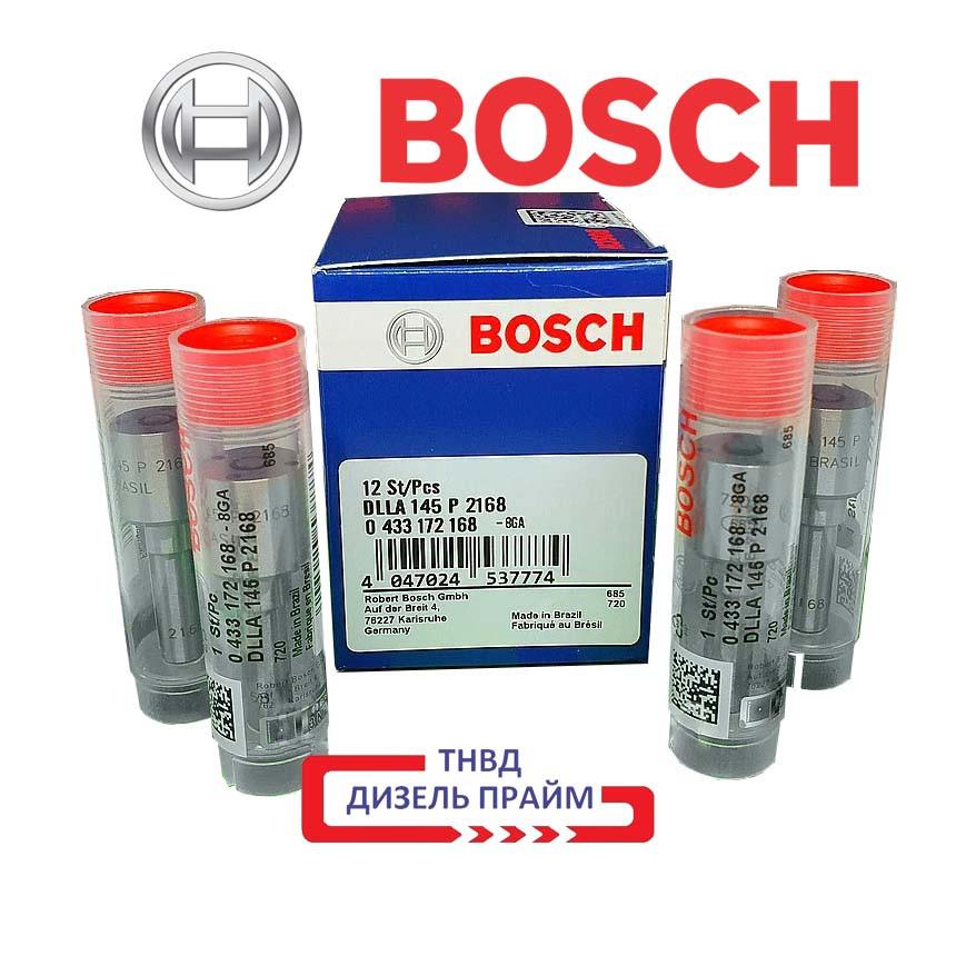 DLLA 145 P 2168 ( 0 433 172 168 ) COMMON RAIL BOSCH Розпилювач дизельної форсунки