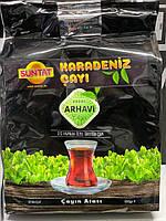 Турецкий чай чёрный мелколистовой рассыпной 500 г Arhavi Suntat Karadeniz Cayi