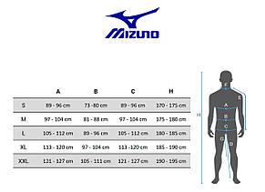 Шорты для бега Mizuno Printed 7.5 2IN1 Short J2GB0075-09, фото 2
