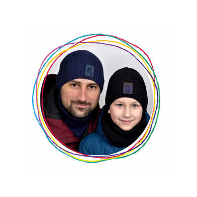 Демисезонные шапки на мальчиков от 2 года до 18+
