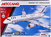 Іграшка конструктор Meccano арт 6028402 25*35*6 см, Boeing,  у  коробці