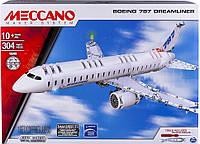 Іграшка конструктор Meccano арт 6028402 25*35*6 см, Boeing,  у  коробці, фото 1