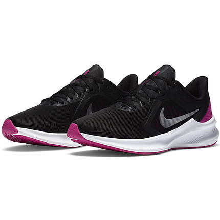 Кроссовки женские Nike Wmns Downshifter 10 CI9984-004 Черный, фото 2