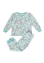 Пижама для мальчика утепленная