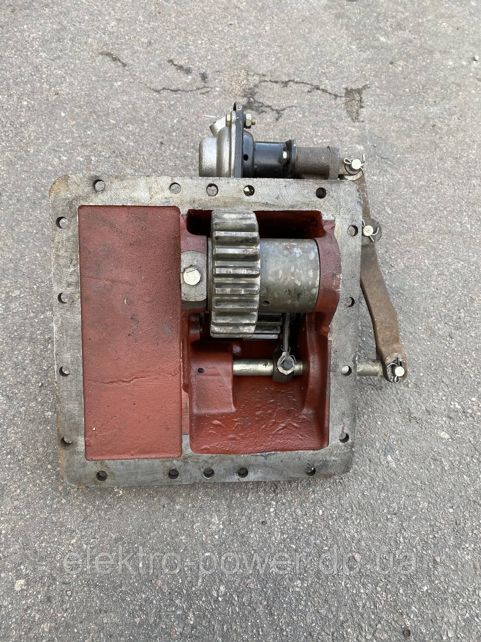 Коробка відбору потужності КрАЗ-256