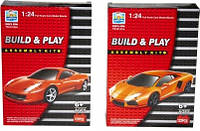 "Конструктор ""Build & Play"", 122 дет TS10130A/1A"