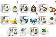 "Конструктор ""Angry Birds"" SD8023-8030"