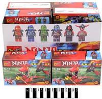 "Конструктор ""Ninja"" 164#1-6"