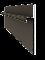 Трендовые плинтусы из алюминия (со скрытым типом крепления) пользуются немалым спросом
