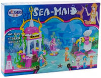 "Конструктор ""Sea-Maid: мир русалок"" (170 дет) 1109"