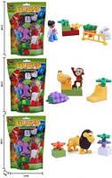 """Конструктор """"Blocks: зоопарк"""" 188B-10,188B-"""